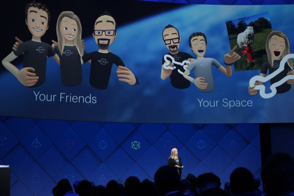 Facebook Spaces: Il Social Network In VR