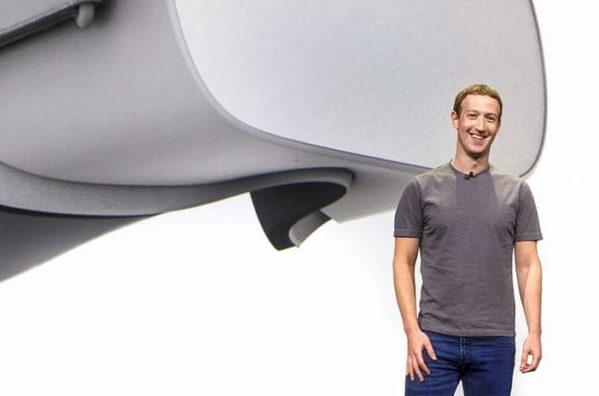 Mark Zuckerberg Fissa L'obiettivo: Un Miliardo Di Persone In Virtual Reality
