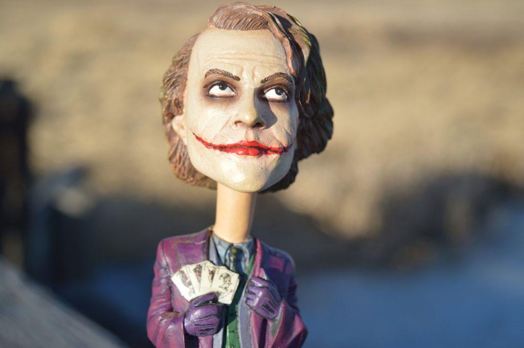 Top Personaggi in analisi: Joker - Idego Psicologia Digitale YU08