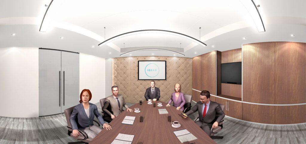Skilled VR - Sala riunioni