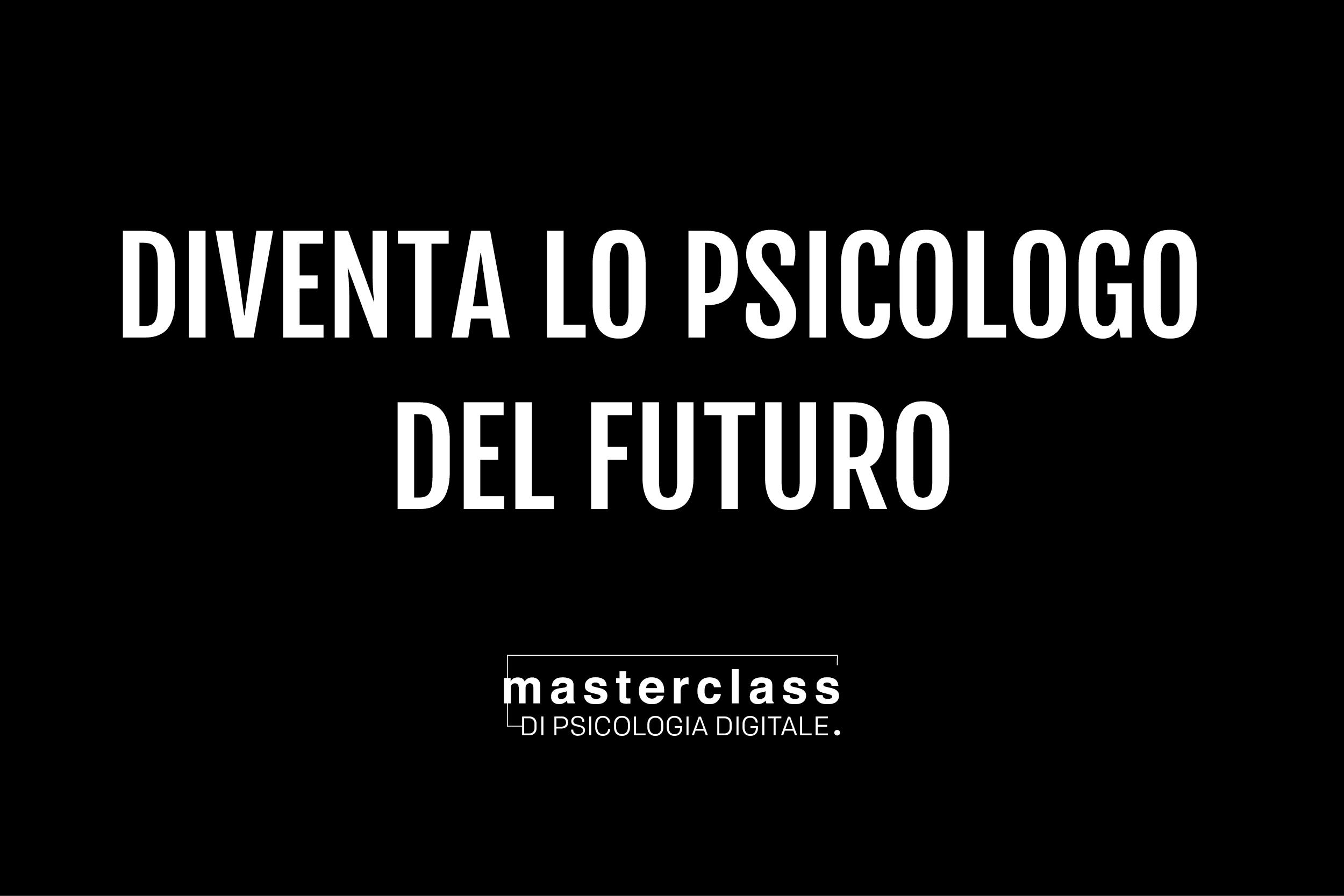 Lo Psicologo Del Futuro: Verso Un Nuovo Scenario