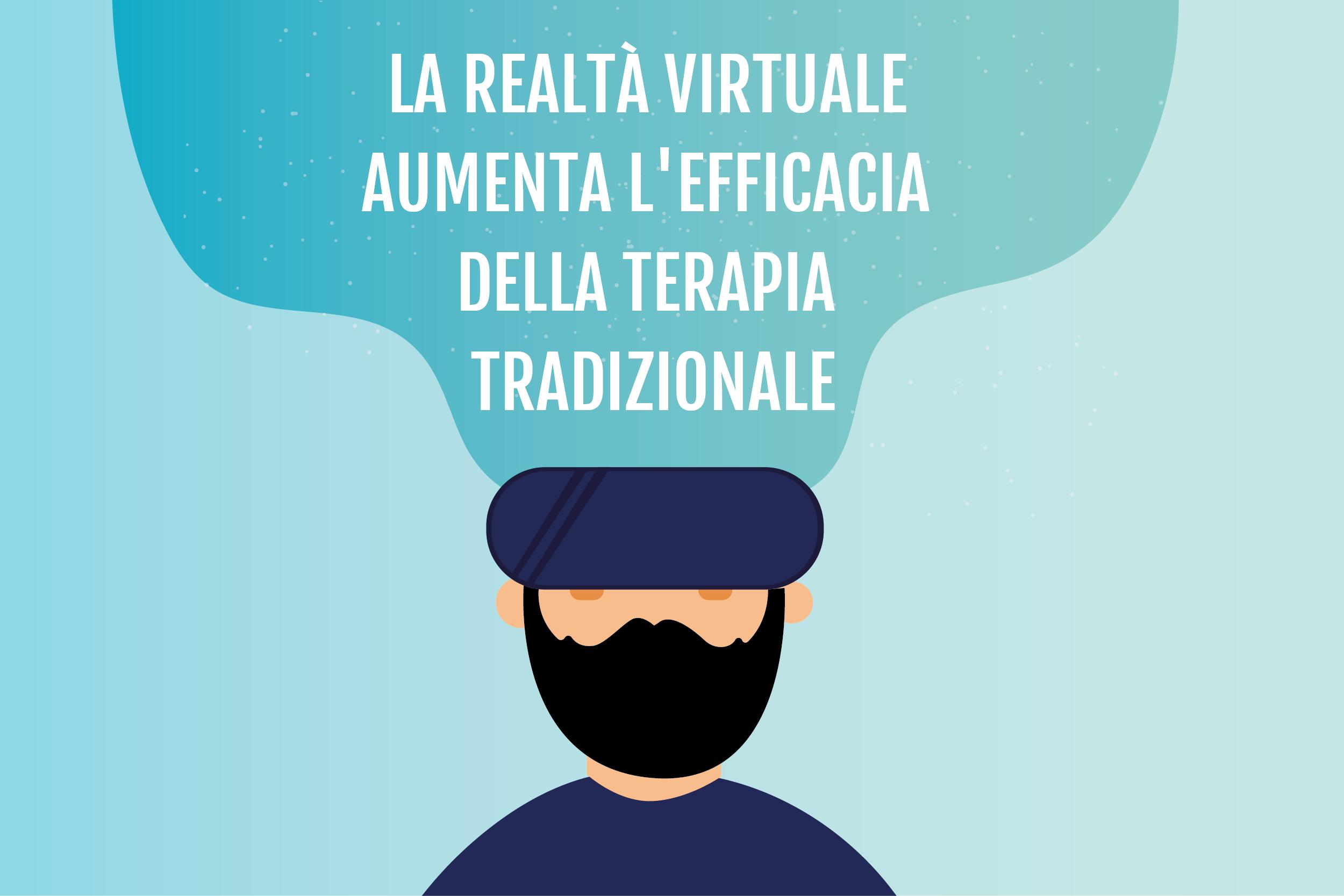 La Realtà Virtuale Aumenta L'efficacia Della Psicoterapia Tradizionale? Sì.