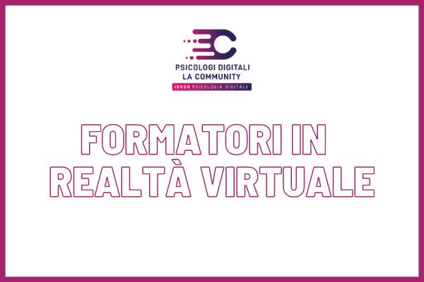 Formatori Virtuali Per Esercitare La Leadership