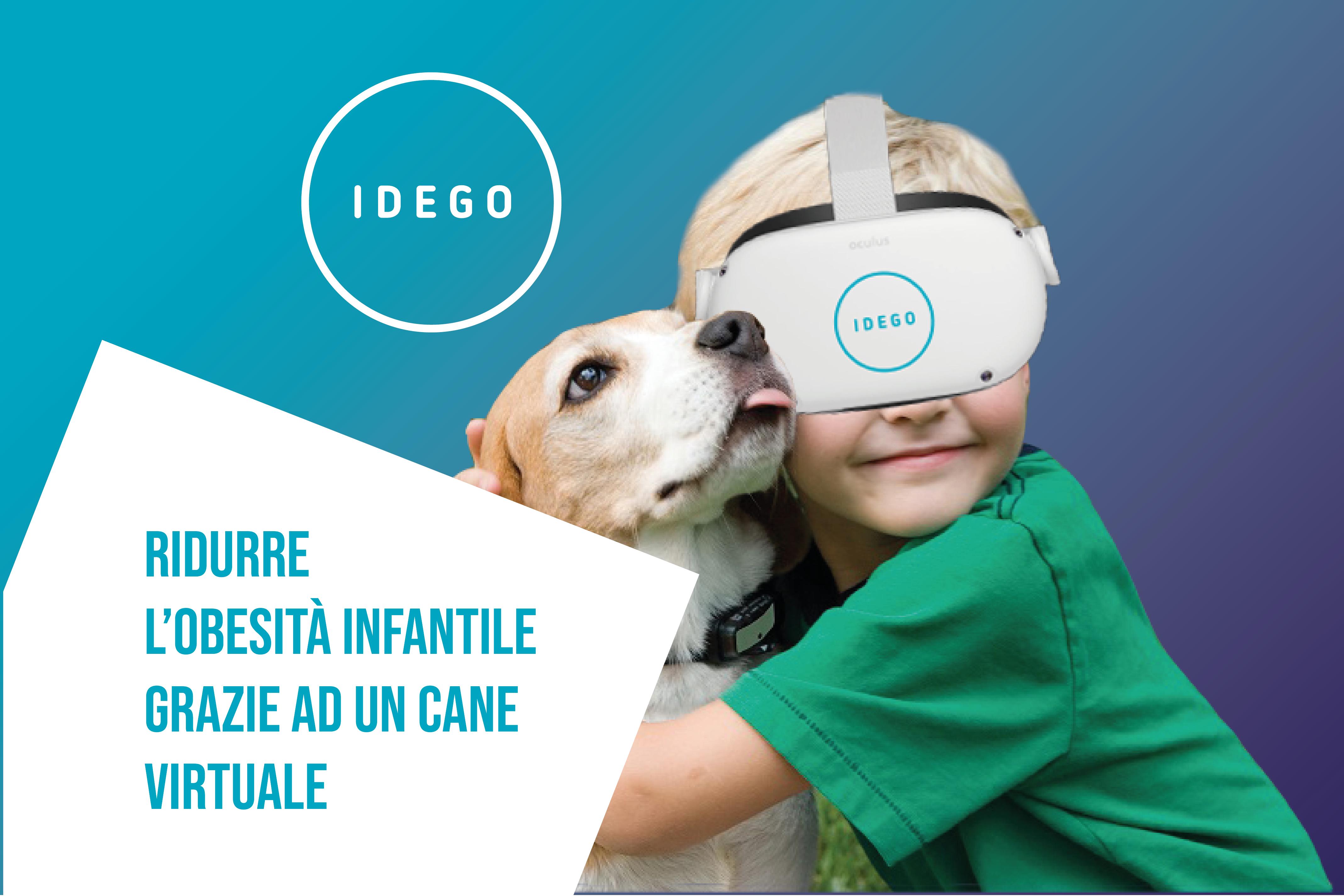 Ridurre L'obesità Infantile Grazie Ad Un Cane Virtuale